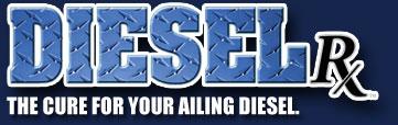 Diesel Rx logo